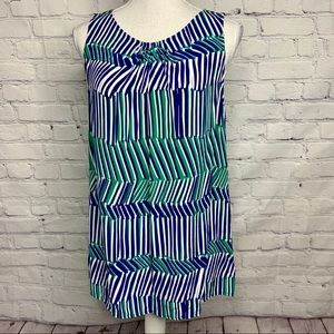 Tommy Bahama Silk Top Large